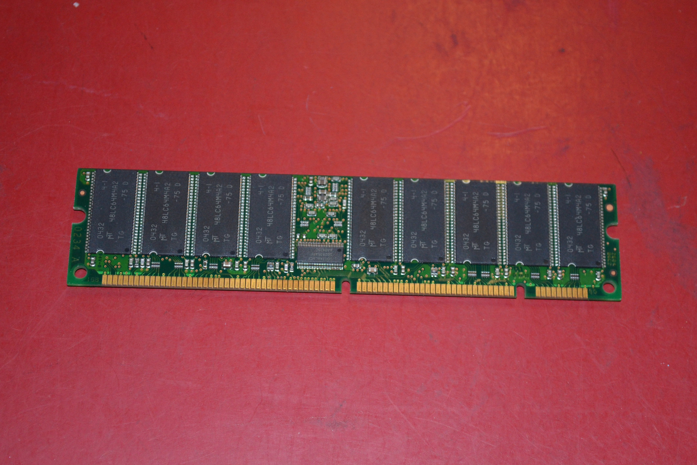 512MB Reg SDRAM Dimm 133MHZ