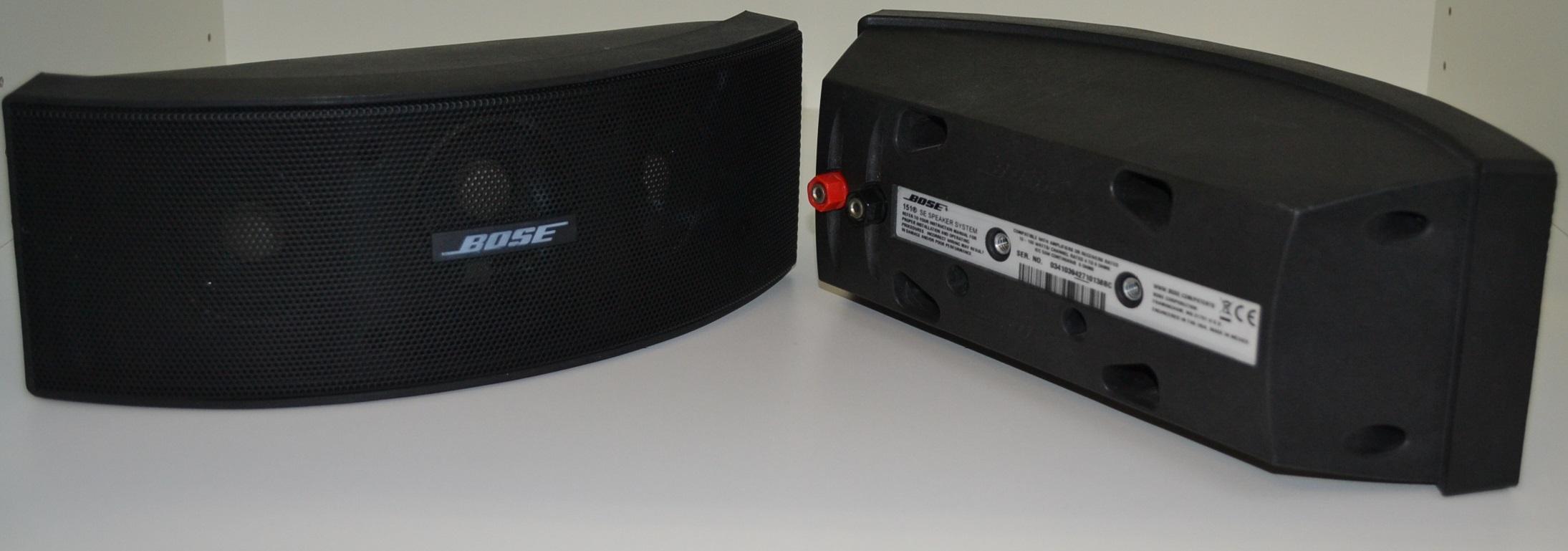 Bose 151 Se Environmental Speakers Elegant Outdoor Speakers Black Se