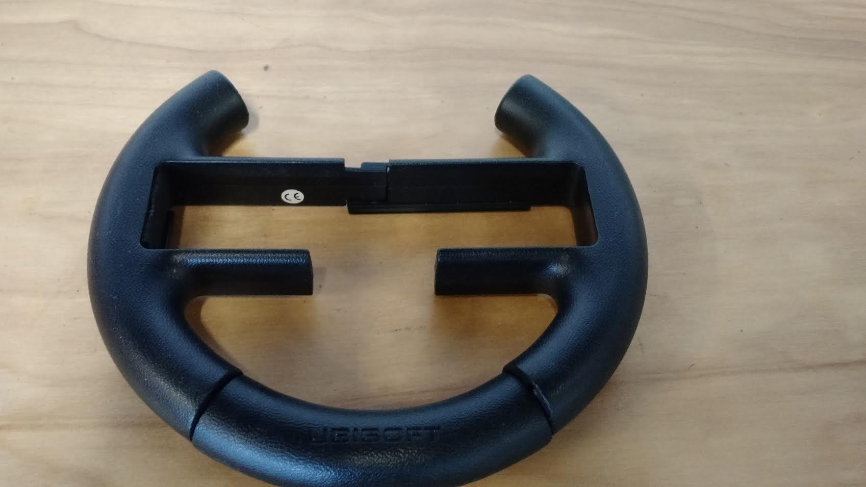 Image 0 of Ubisoft Steering Wheel For For Wii