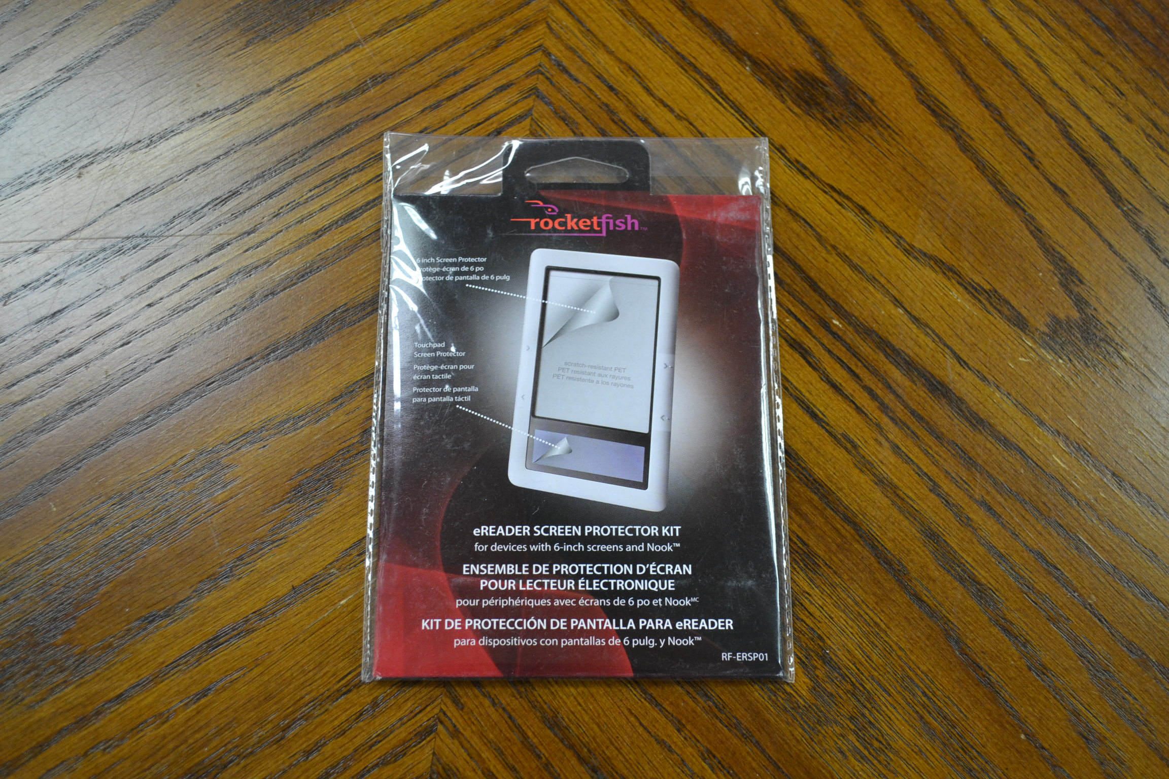 Barnes & Noble Original Classic eReader Screen Protector Kit 2 Pack
