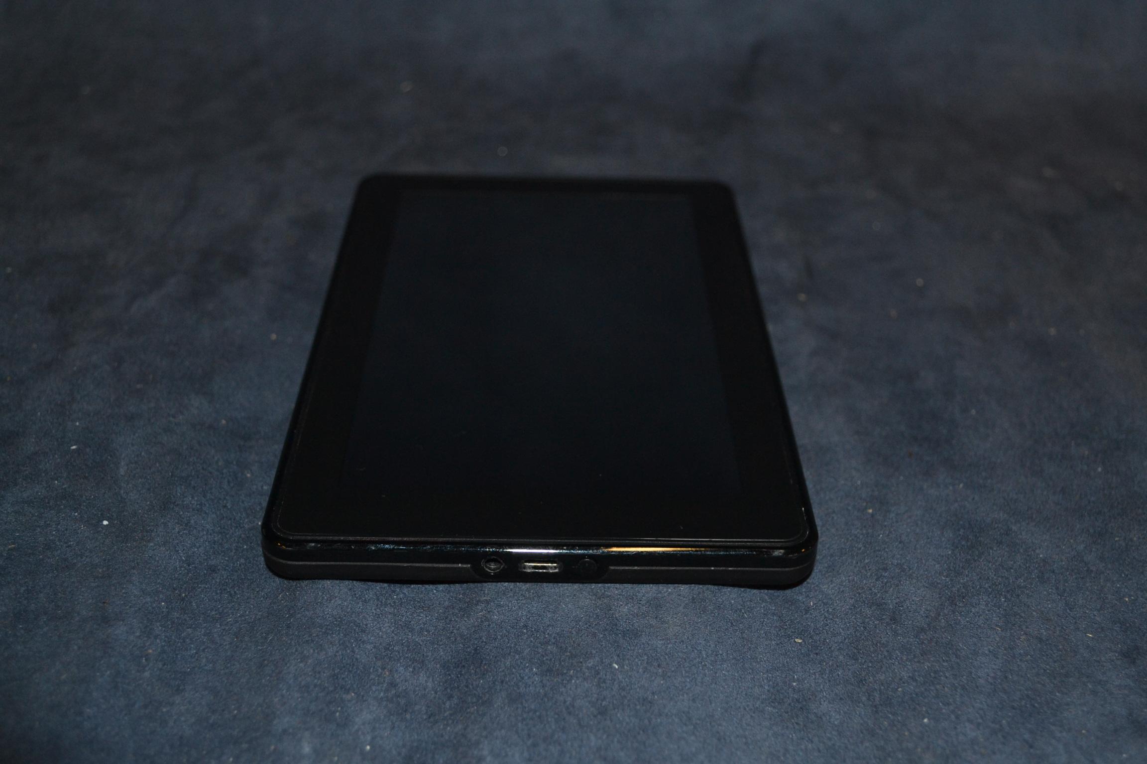 Kindle Fire 1st Tablet Black