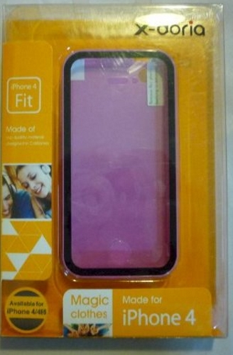 Image 0 of X-Doria Full Protection Case For iPhone 4-LIGHT Purple Cover