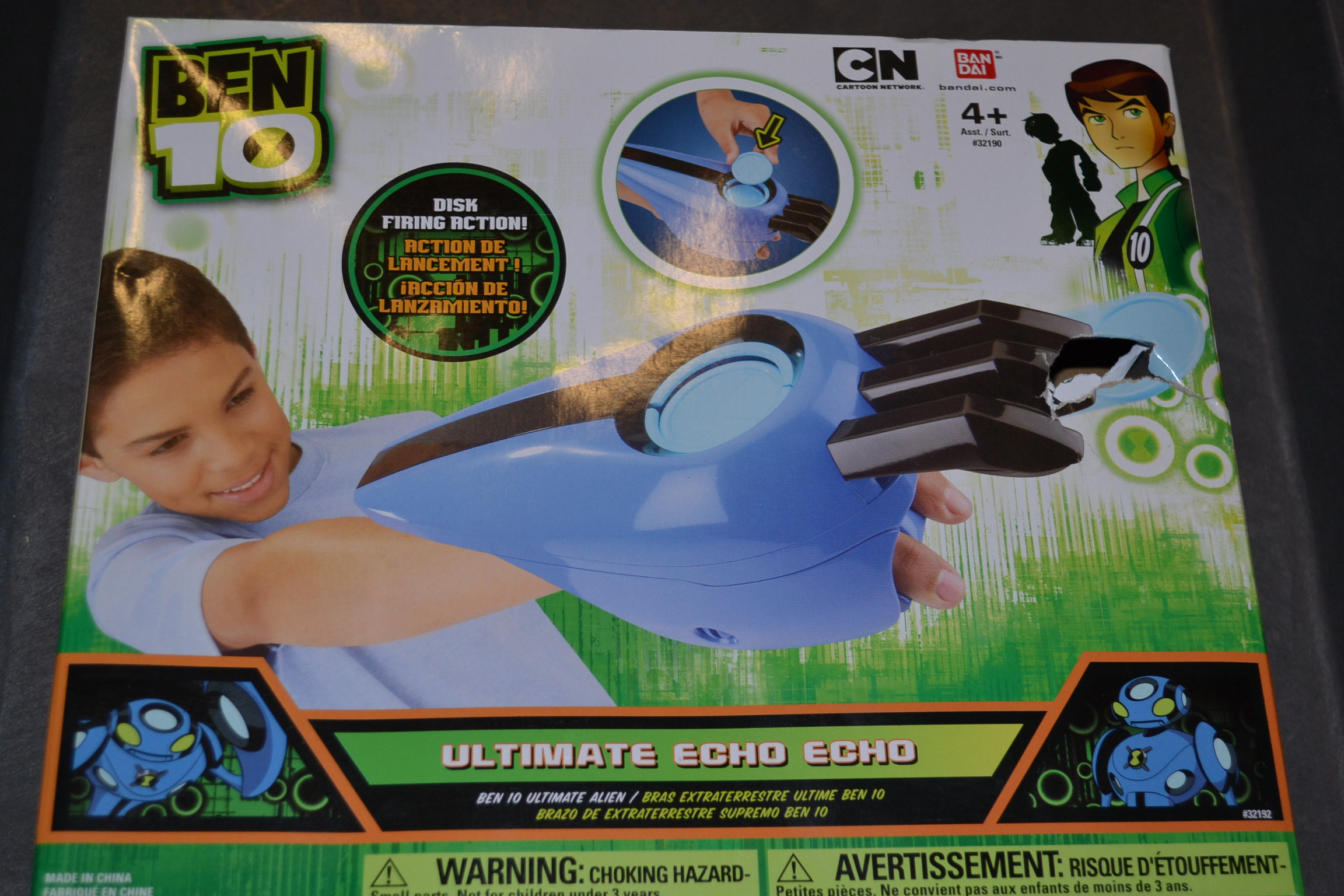 Ben 10 Ultimate Alien Arms Collection Costume/dress-Up