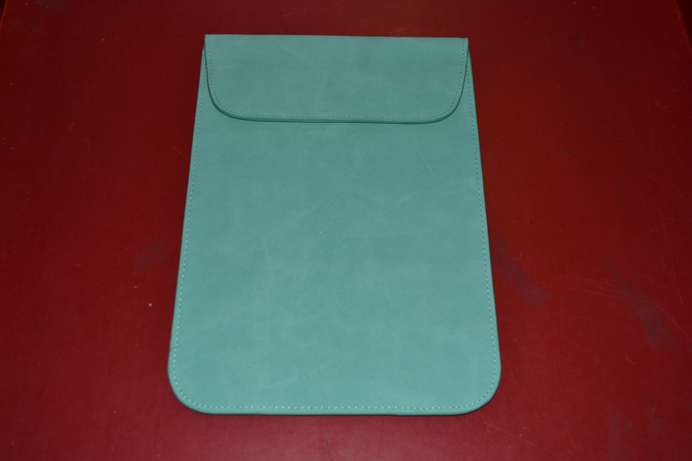 Forward Roll Up Turq Case Cover Green Sleeve/pouch