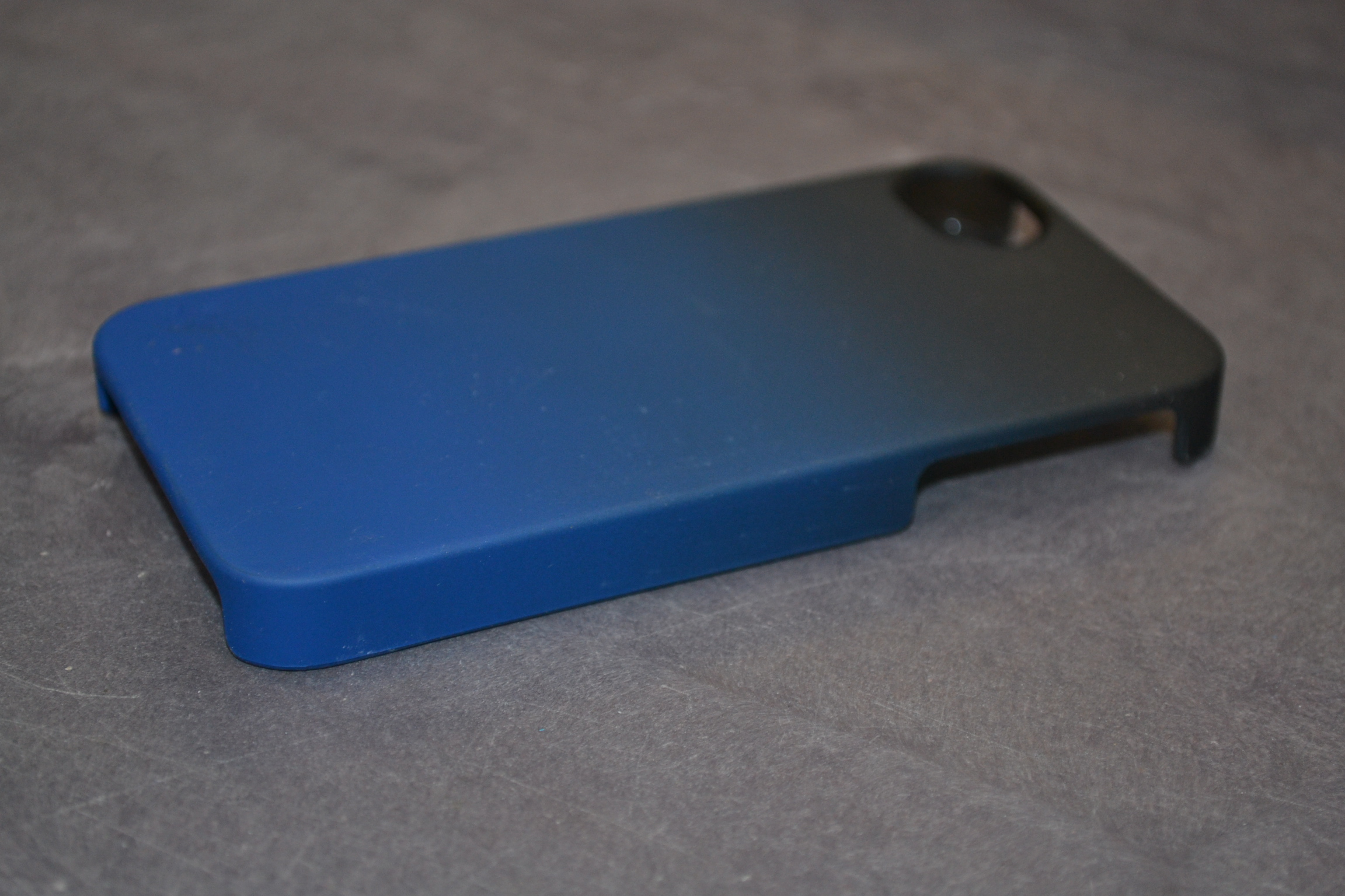 Image 0 of Belkin Fade Case For iPhone 4 4S Cover Blue Fitted