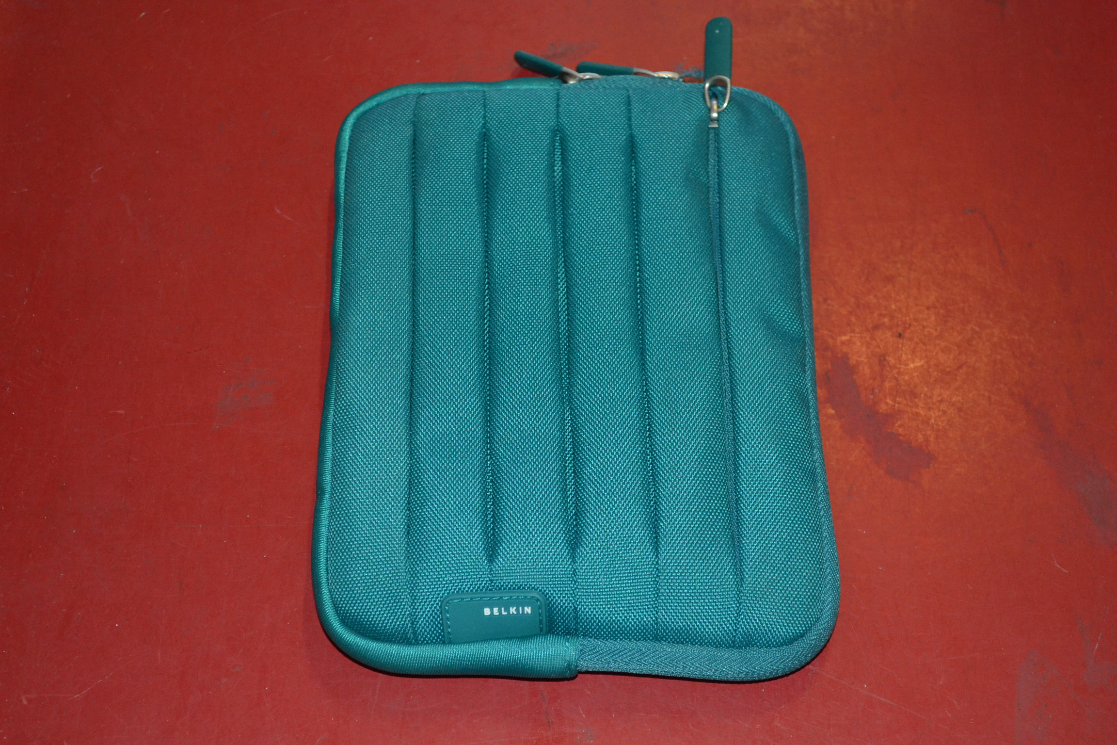 Belkin Pleat Sleeve For Kindle & Kindle Touch Case Cover Green Tote 1177934