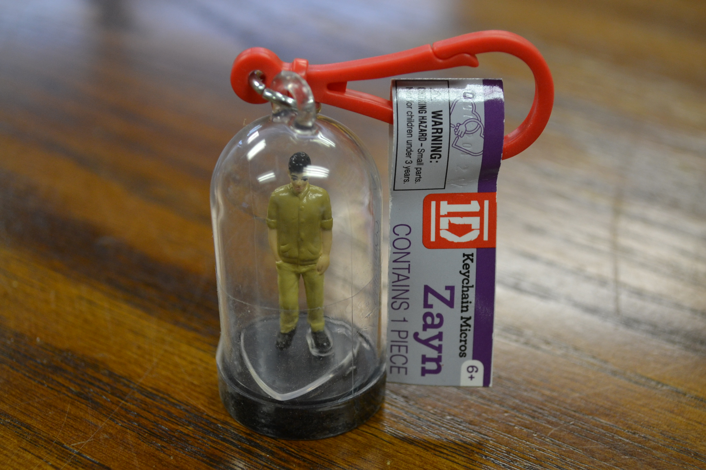 1D Keychain Micros Zayn Figure One Direction 1