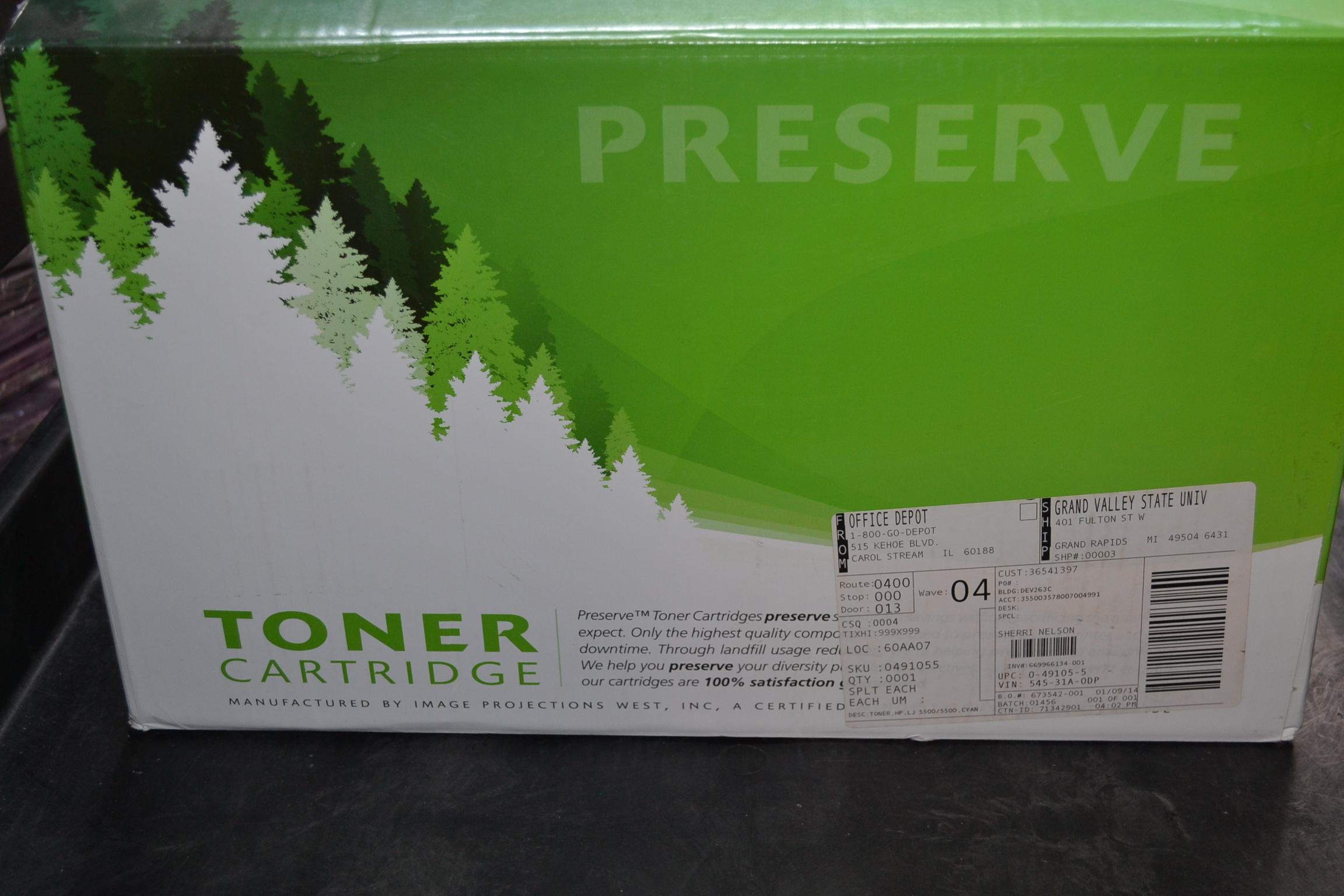 545-31A-ODPLASER Toner HP Ink