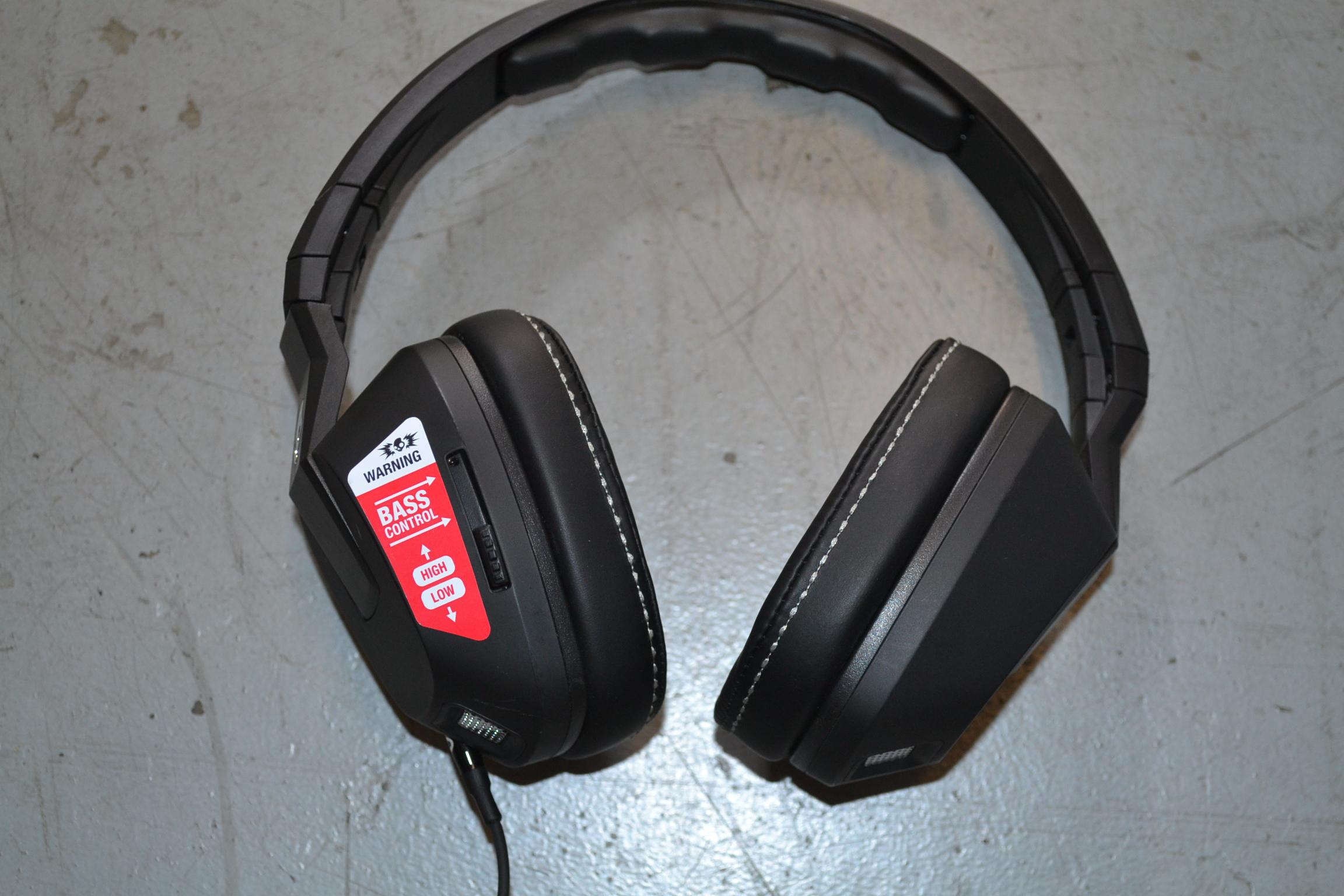 skullcandy headphones with mic instructions