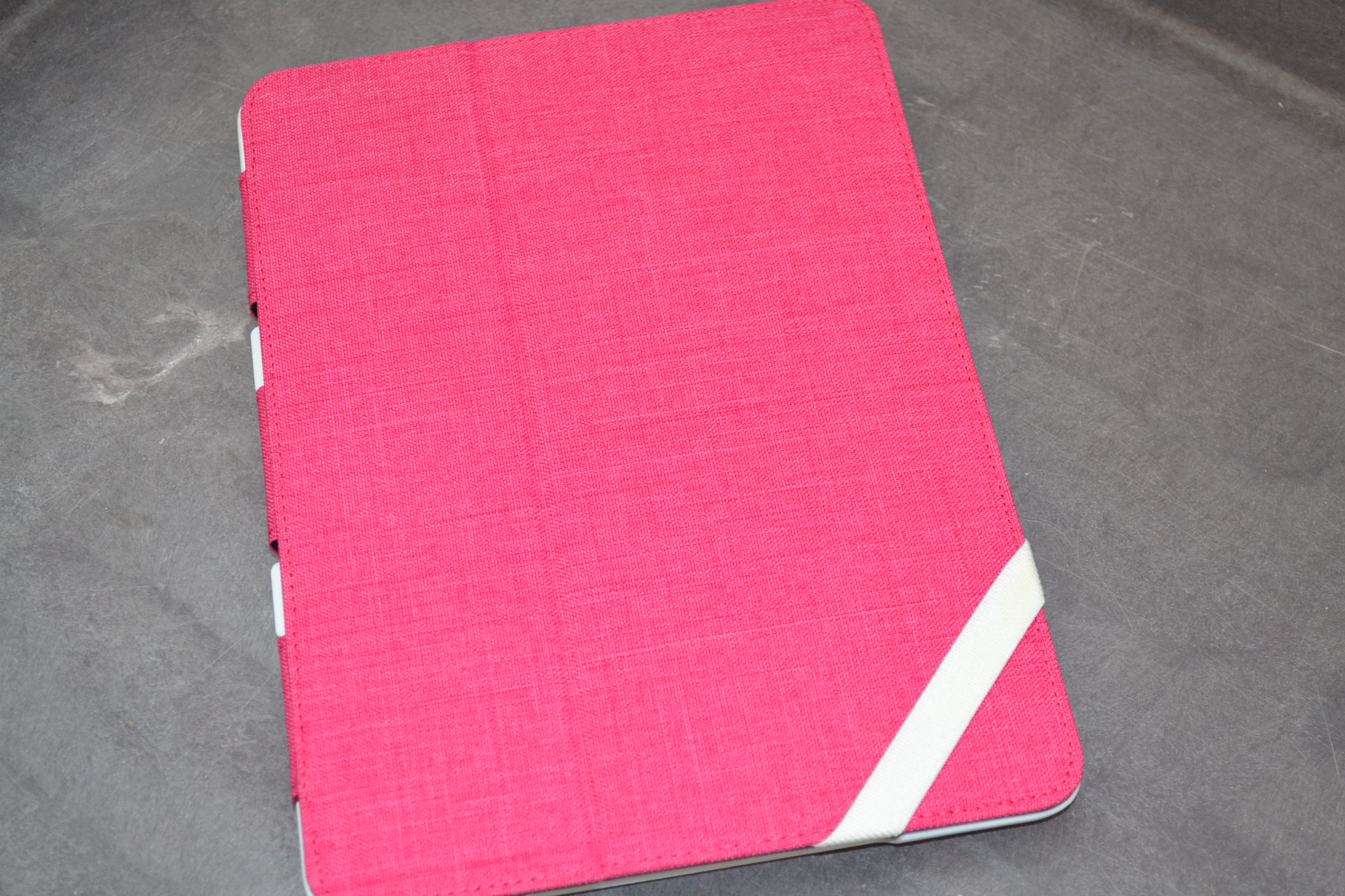 Case Logic Snap View Folio For Galaxy Tab 3 Phlox FSG-1073 Cover Pink