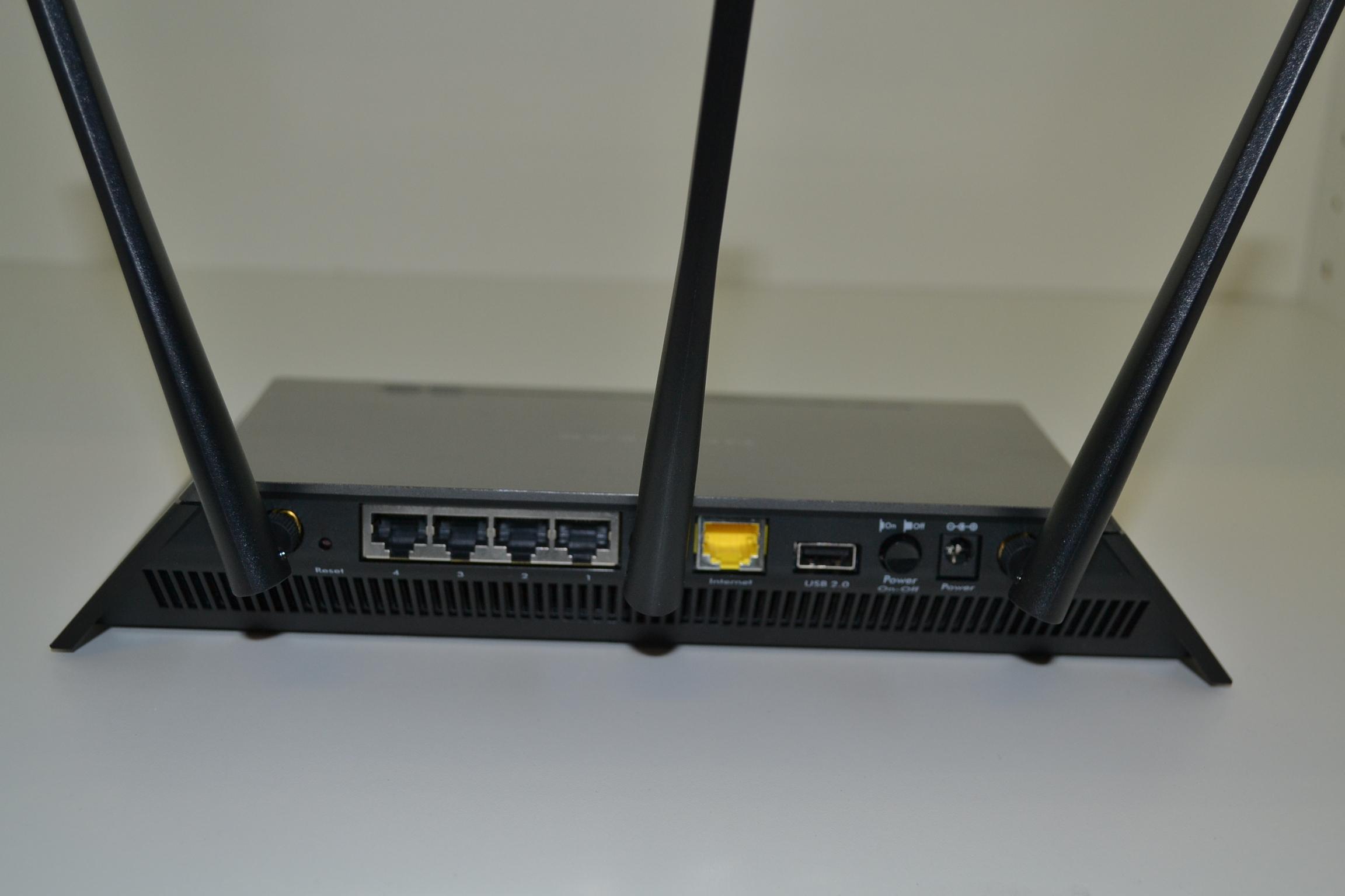 Netgear Nighthawk AC1900 Dual Band Wi-Fi Gigabit Router ...