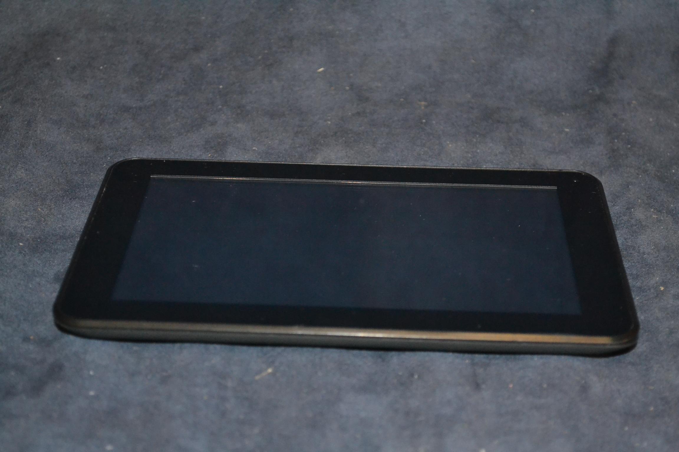 Azpen A727 7 Dual Core Tablet Black