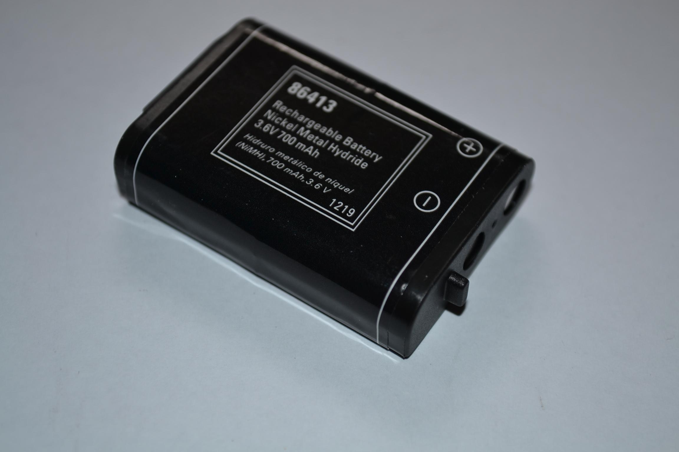 Nickel Metal Hydride Battery : Jasco nickel metal hydride nimh cordless phone battery