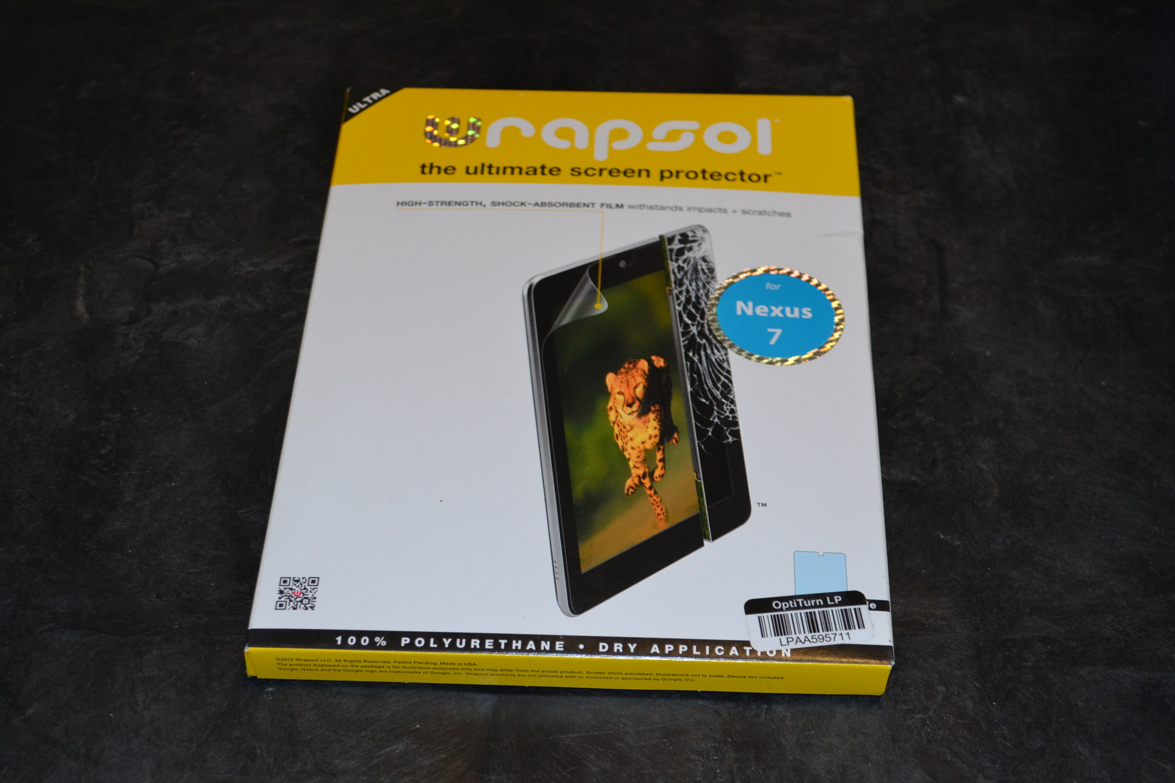Screen Protector Protective Film For ASUS Nexus 7 Tablet