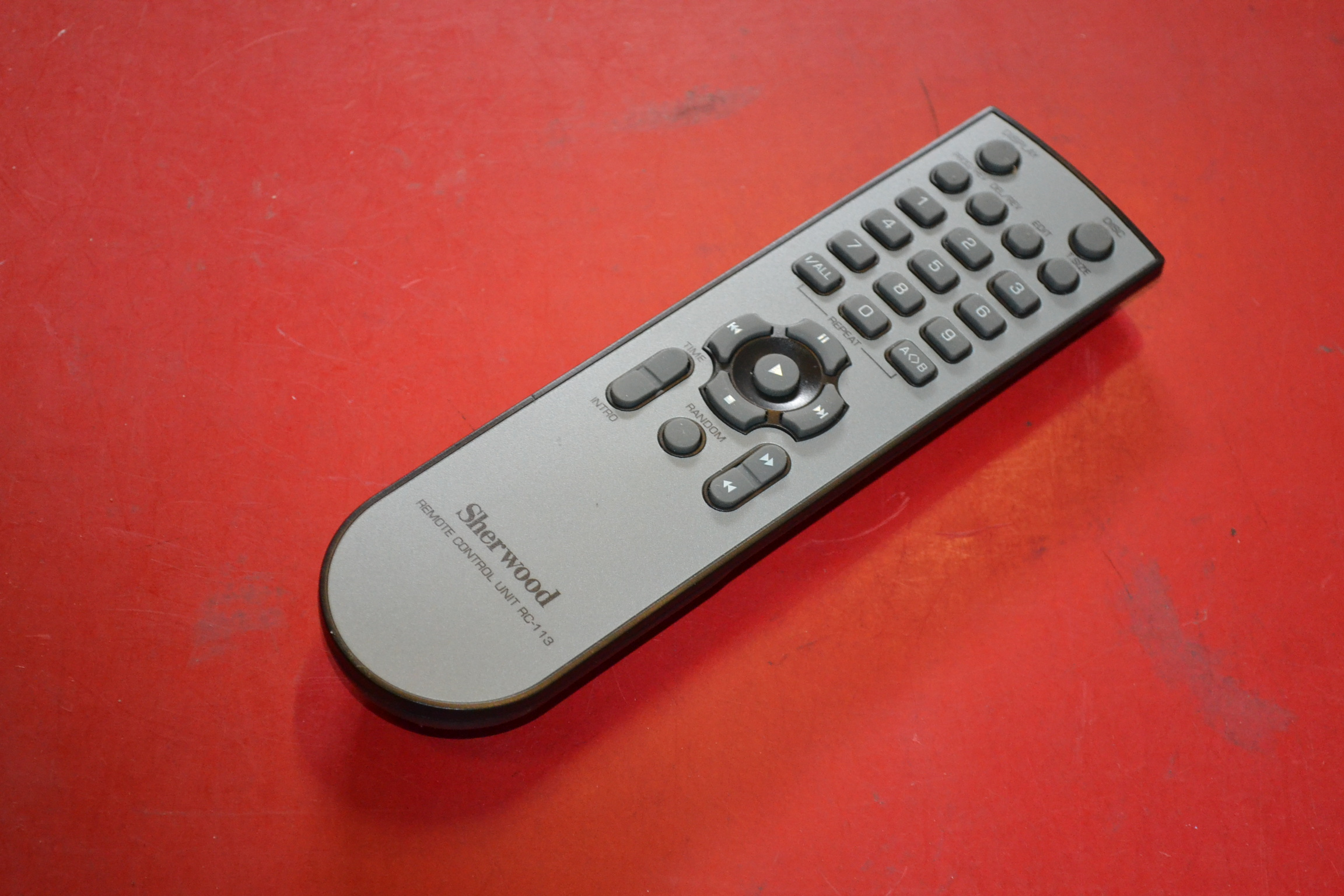 Genuine Sherwood Unit RC-113 Remote Control